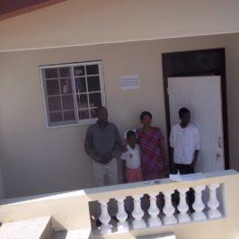 Le nuove maisonnettes di Port-Au-Prince
