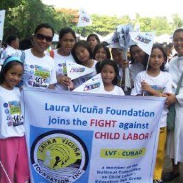 """Il progetto """"Laura Vicuña"""" in Quezon City"""