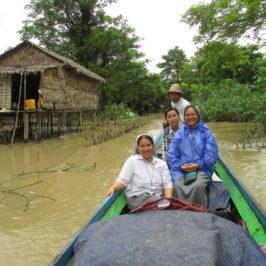 Lettera di Sr. Jessica Salvana, FMA – Ispettrice Cambogia e Myanmar