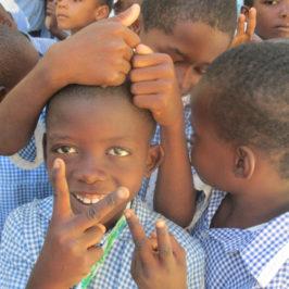 Haiti, un lungo cammino di speranza