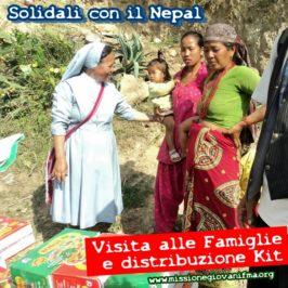 Aggiornamenti dal Nepal