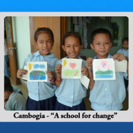 Cambogia – A school for change