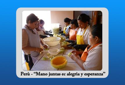 Perù – Mano juntas en alegria y esperanza