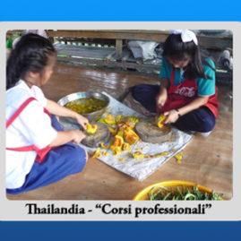 Thailandia – Corsi professionali