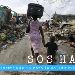 Haiti – Rimettiamo in moto la solidarietà